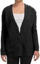 Inhabit V-Neck Cardigan Sweater (For Women)