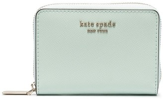 Kate Spade Spencer zip leather wallet