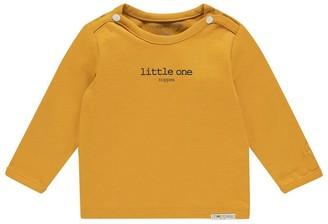 Noppies Unisex Long Sleeve Tee - Honey Yellow Newborn