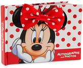 Disney Minnie Mouse Autograph Book and Photo Album
