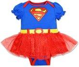 DC Comics Baby Girls' Supergirl Tutu Onesie (0-6 Months)