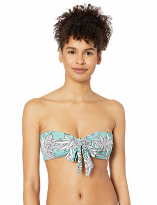 Rip Curl Junior's Lost in Love Bandeau Bikini Top Swim Suit