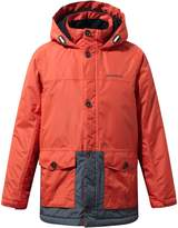 Craghoppers Boys Scotton Waterproof Parka
