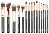 M.O.T.D. Cosmetics Lux Vegan Makeup Brush Set.