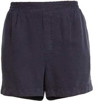 Treasure & Bond Smocked Waist Shorts