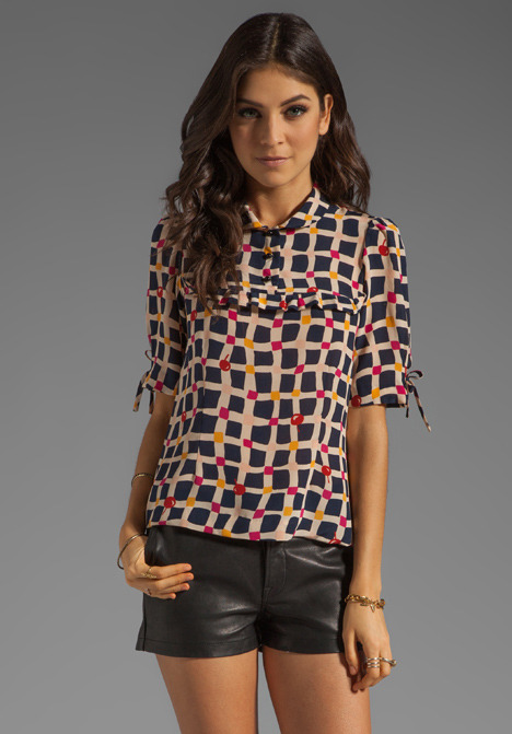 Sonia Rykiel SONIA by Button Up Blouse