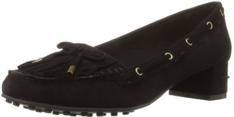 Nine West Women's Westby Suede Moccasin