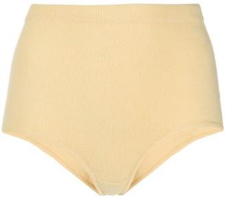 Sandro Paris Mimie knitted shorts