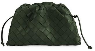 Bottega Veneta Mini The Pouch Leather Clutch