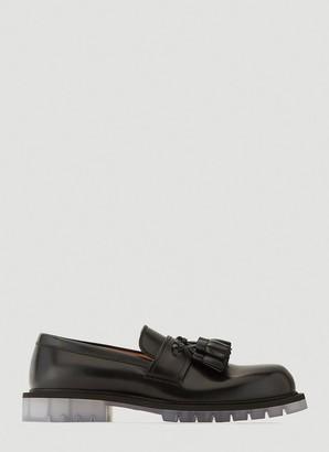 Bottega Veneta Tassel Detailed Loafers