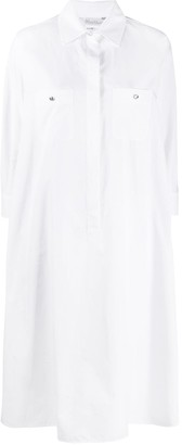 Max Mara Oversized Shirt Dress