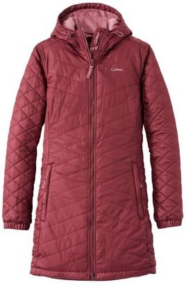 L.L. Bean Women's Fleece-Lined Primaloft Coat