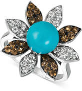 LeVian Le Vian Multi-Gemstone Ring (4-1/6 ct. t.w.) in 14k White Gold