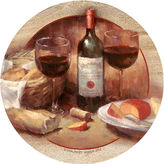 Thirstystone Wine & Cheese Set of 4 Sandstone Coasters