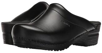 Sanita Sonja PU (Black) Women's Shoes