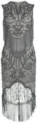Biba Beaded Gatsby Dress
