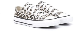 Converse Leopard-Print Sneakers