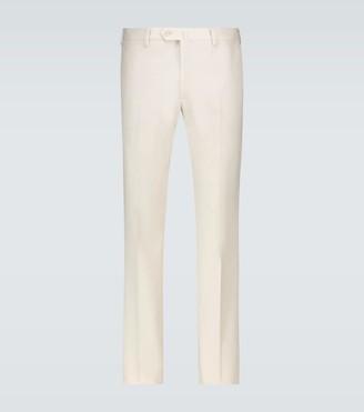 Loro Piana Slim-fit cotton chinos