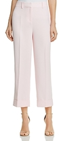 Vince Camuto Cuffed Crop Trousers