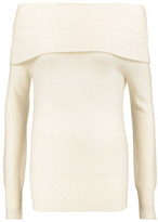Madeleine Thompson Draped Cashmere And Wool-Blend Sweater