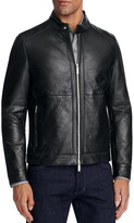 BOSS Nortilo Leather Jacket