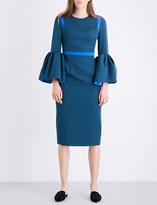 Roksanda Margot stretch-crepe dress