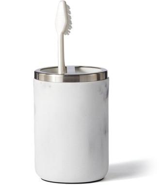 Sonoma Goods For Life SONOMA Goods for Life Faux Marble Toothbrush Holder