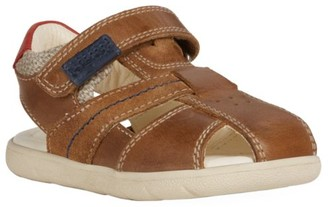 Geox Baby Boy's Alul Leather Sandals