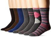 Ben Sherman Men's Brian Crew Socks (Pack of 7)