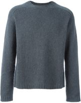 Marni crew neck jumper - men - Polyamide/Alpaca/Virgin Wool - 50