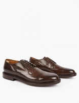 Officine Creative Brown Stanford Leather Shoes