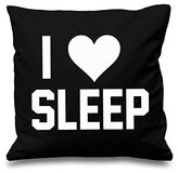 60 Second Makeover Limited Cushion Cover I Love Sleep Daughter Friend Gift Decorative Cushion Home Horse Equestrian