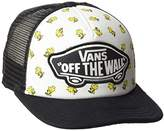 Vans Vans_Apparel Women's Peanuts Beach Girl Trucker Baseball Cap