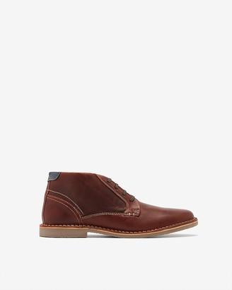 Express Steve Madden Gadrick Chukka Boots