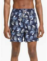 Les Deux Polynesia Swim Shorts, Dark Navy