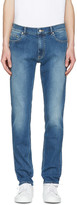 Kenzo Blue Wash Jeans