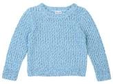 Splendid Little Girl Popcorn Sweater
