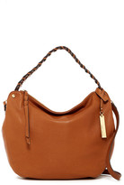 Vince Camuto Luela Leather Small Hobo