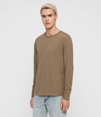 AllSaints Gavin Long Sleeve Crew T-Shirt