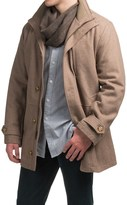 London Fog Antone Wool Blend Car Coat (For Men)