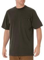 Dickies Men's Big & Tall Cotton Heavyweight Short Sleeve Pocket T-Shirt