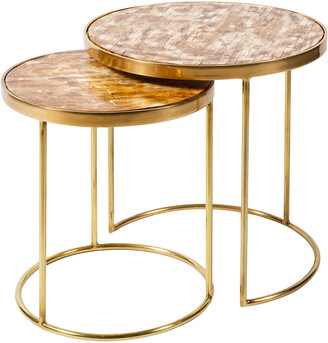 Surya Yara Nesting Tables