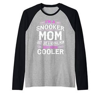 Womens Snooker Mom
