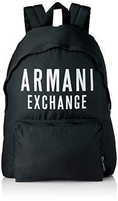 Armani Exchange A X Men's Oversized Logo Backpack