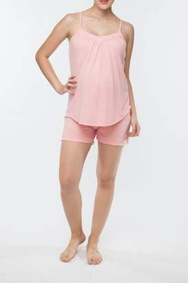 Belabumbum Nursing Loungewear Set
