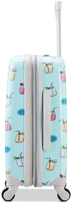 """American Tourister Life Is Good Mason Jar 20"""" Spinner Carry-On"""