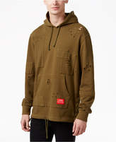 Reason Men's Taft Distressed Hoodie