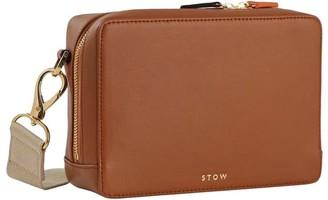 Stow Namib Leather Belt Bag
