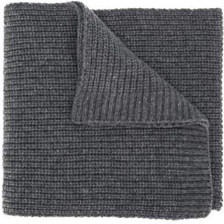 Falke chunky knit scarf