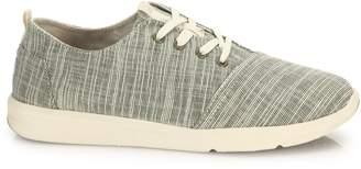Toms Del Rey Textured Sneakers